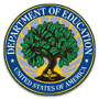 Depart of Education Logo