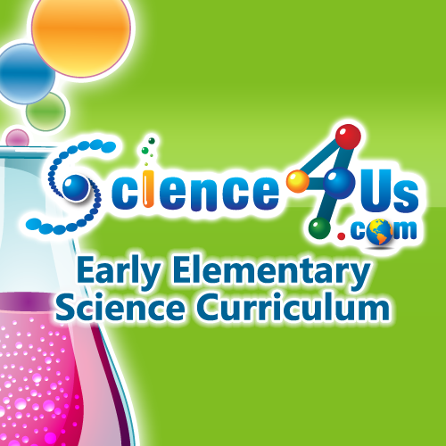 Early Elementary Science Curriculum - K-2 Interactive